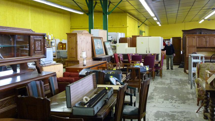 Le d p t vente la chinetterie adecl - Vente meubles bruxelles ...